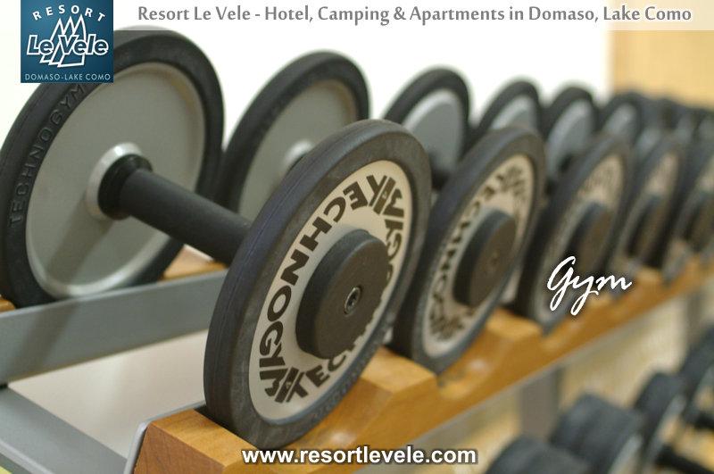 Hotel Camping Le Vele Domaso Co Italien
